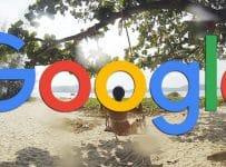 Google Local se muestra cuando el revisor visitó la ubicación en la revisión
