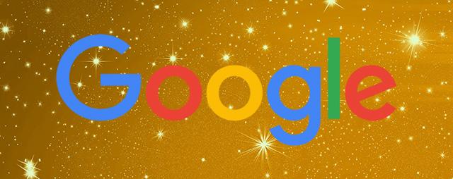 estrellas de oro de google